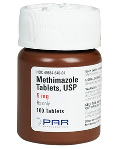 Methimazole Tablets