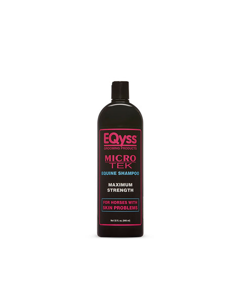 EQyss Micro-Tek Medicated Shampoo