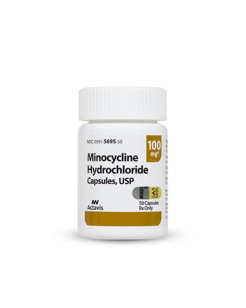 Minocycline Capsules