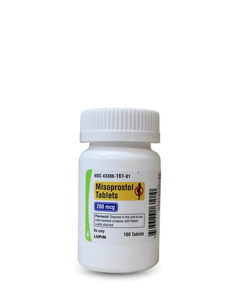 Misoprostal Tablets 200mcg 100 tablets