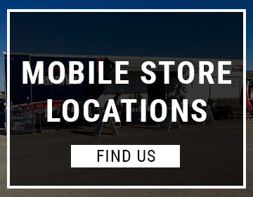 Mobile Store Horse Show Locations at FarmVet