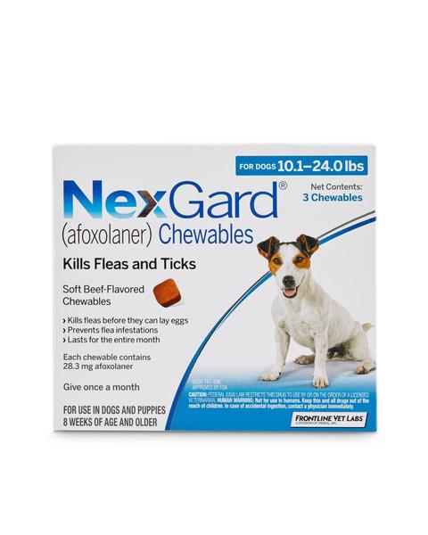 NexGard Flea & Tick Chewables for dogs