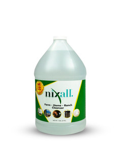 Nixall all-natural cleanser