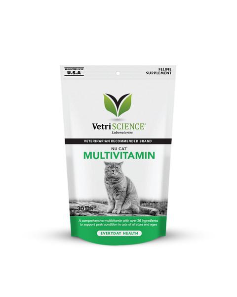Nu Cat Multivitamin from VetriScience