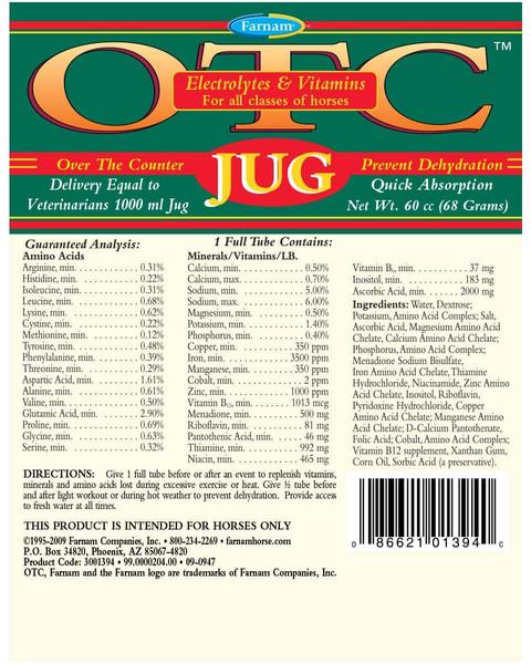 OTC Jug Electrolyte Paste