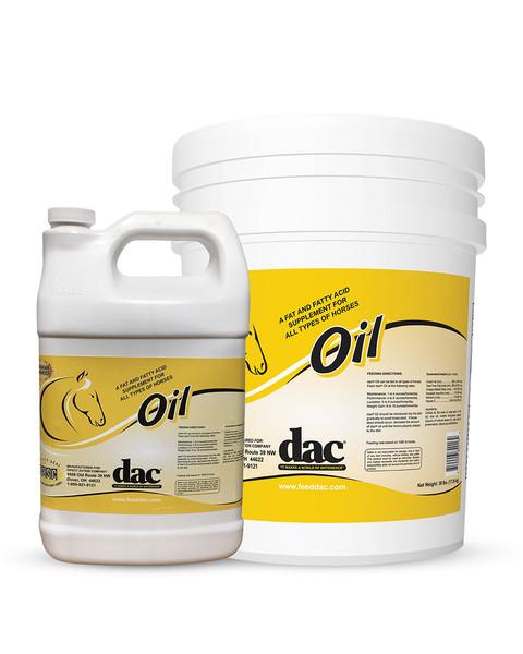 dac Oil Supplement