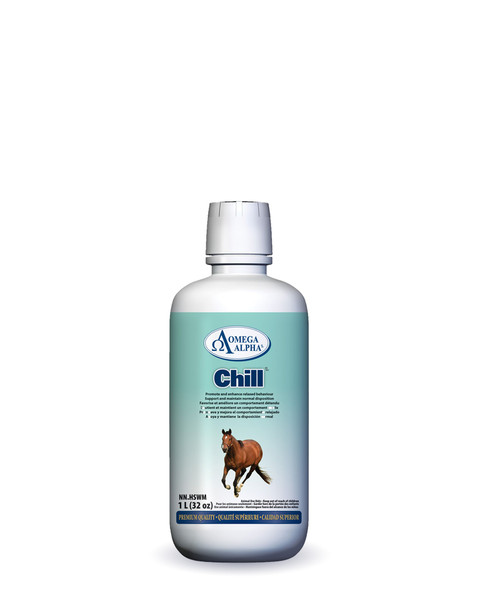 Omega Alpha Chill for horses