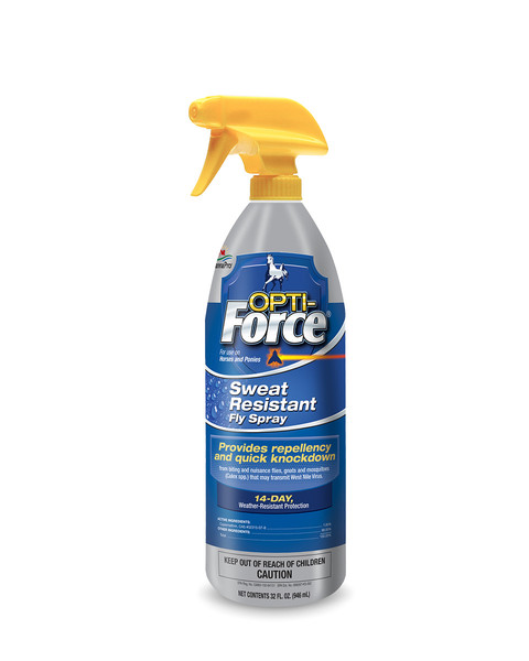 Opti-Force Fly Spray