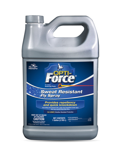 Opti-Force Fly Spray gallon