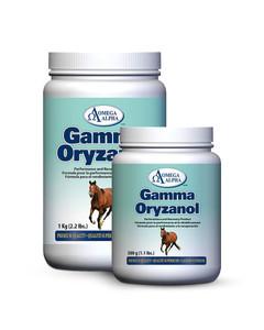 Omega Alpha Gamma Oryzanol powder for horses