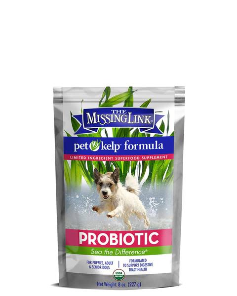 Missing Link Pet Kelp Probiotic powder