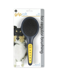 The Pet Pin Brush from JW Pet