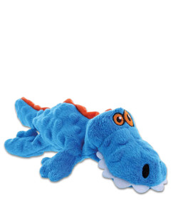 Plush Blue Gator