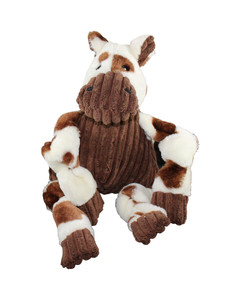 Pony Knottie Plush Dog Toy