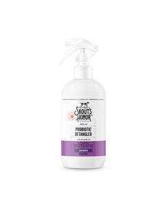 Skout's Honor Probiotic Daily-Use Detangler for cats and dogs