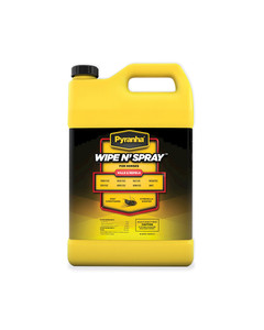 pyranha wipe n spray