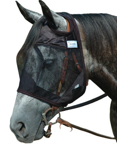 Quiet Ride Fly Mask
