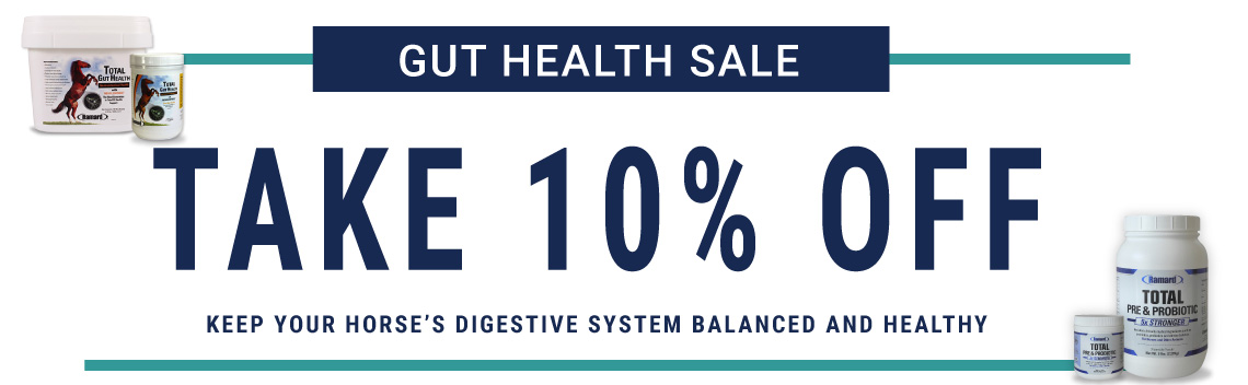 10% off Total Gut Health and Total Pre & Probiotic