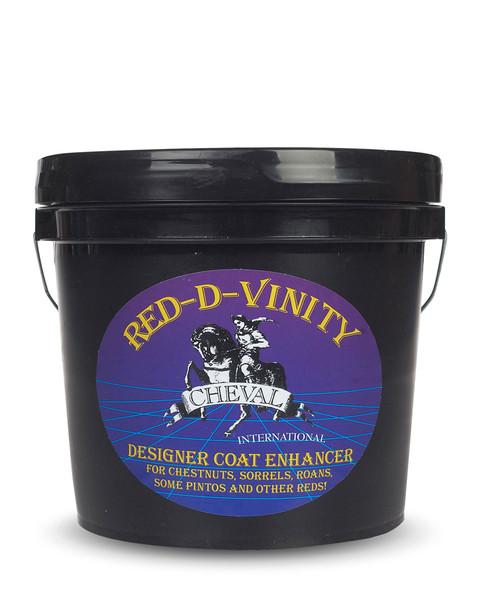 Red D-Vinity for horses