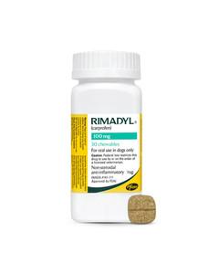 Rimadyl Tablets 100 mg 60ct