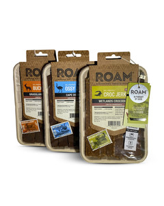 Roam Deli-Prepped Jerky for dogs