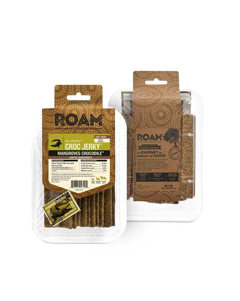 Roam Deli-Prepped Jerky for dogs