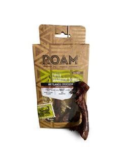 ROAM Little Warrior Bone for dogs