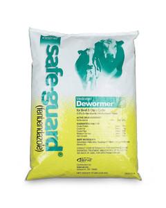 Safe-Guard pellet dewormer by Merck