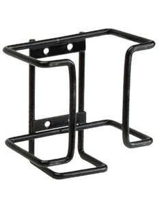 Salt Block Holder - Black