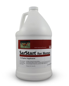 SarStart equine supplement for EPM treatment