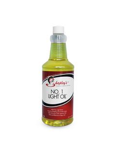 Shapley's #1 Oil