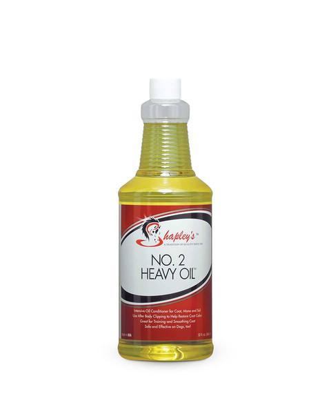 Shapley's Heavy Oil