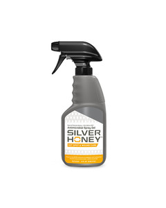 Silver Honey Hot Spot and Wound Care Spray Gel
