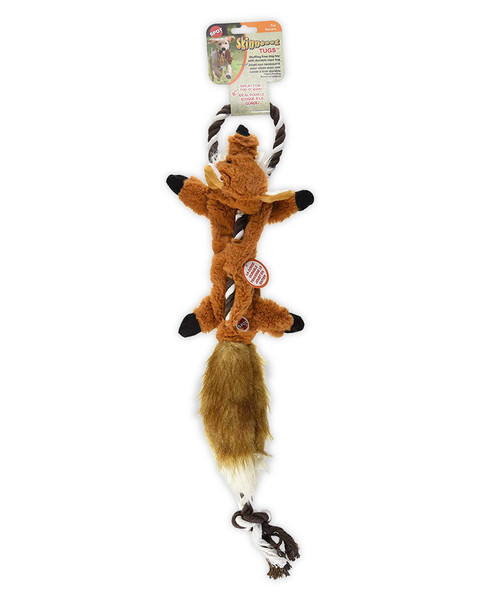 Ethical Pet's Skinneeez Tugs Dog Toy