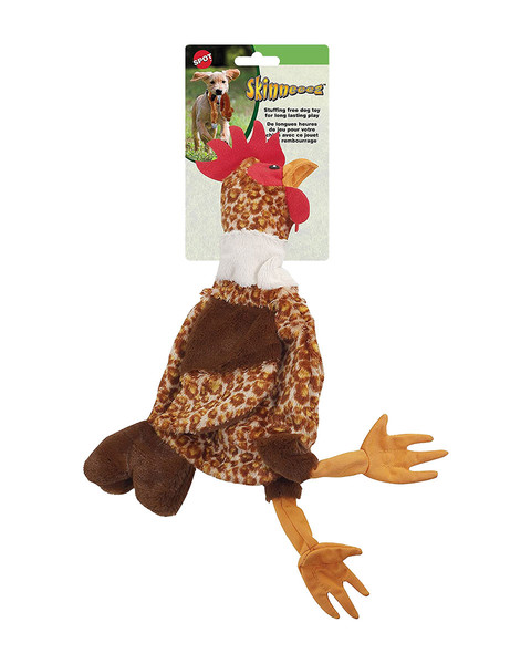 Skinneeez stuffing-free dog toy by Ethical Pet