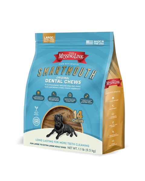 Smartmouth Dental Chews for dogs