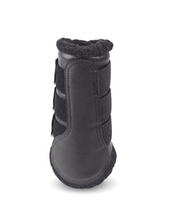 Soft Dressage Schooling Boots Black