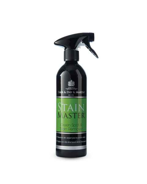 Stain Master Spray for horses from Carr & Day & Martin