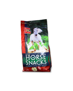Start Finish Horse Snacks Apple