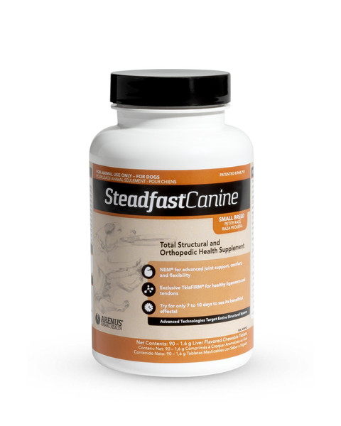Steadfast Canine joint supplement by Arenus