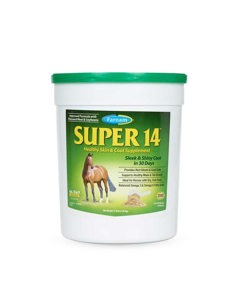 Super 14 coat supplement from Farnam