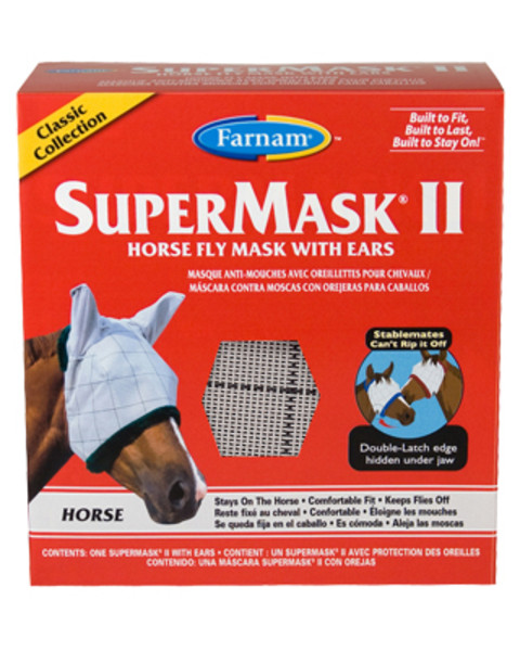 SuperMask II with Ears