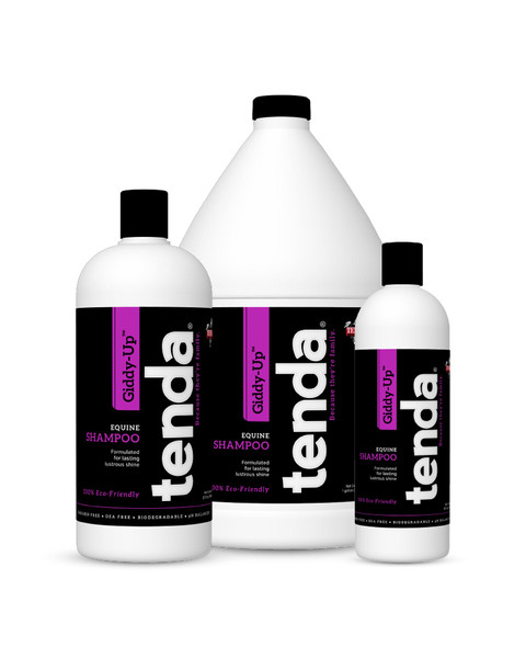Tenda Giddy Up Concentrated Shampoo