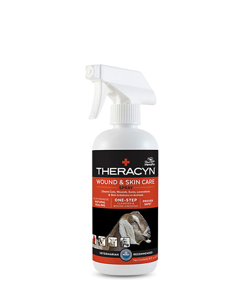 Theracyn Wound Skin Care Spray