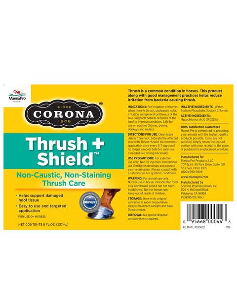 Corona Thrush & Shield Spray for horses