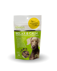 Tomlyn Calming Chews for Dogs and Cats