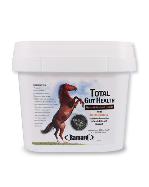 Total Gut health 180 day