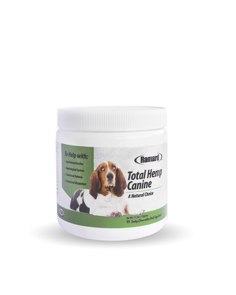 Total Hemp Canine Chews from Ramard