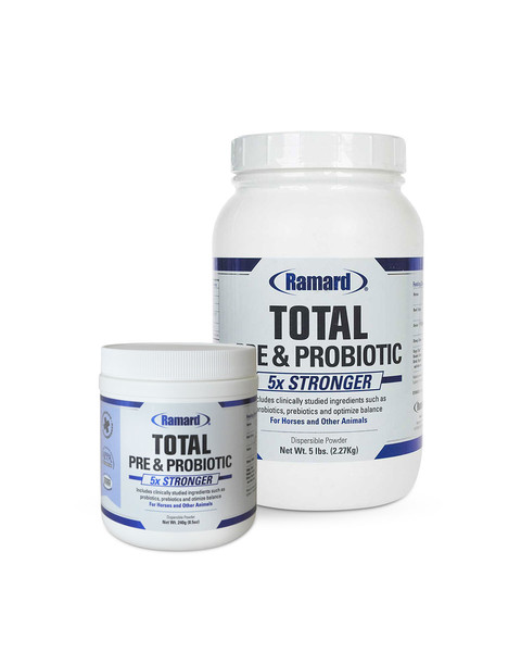 Total Pre & Probiotic