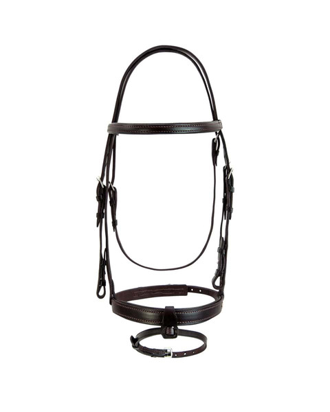 Training Headstall Flash Noseband